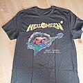 Helloween - TShirt or Longsleeve - Helloween - Pumpkins Fly Free Shirt