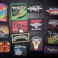 Dokken,Y&T,Lizzy Borden,Krokus,Saxon,Judas Priest,Tygers of Pantang,Ratt,Helloween,Whitesnake patches