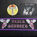 Black Sabbath patches for Lef_Deppard
