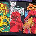 Black Sabbath collection Patch