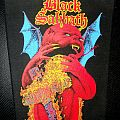 Black Sabbath - Born Again back patch