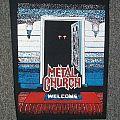 Metal Church - The Dark backpatch