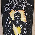 searching for Black Sabbath back patch Neon Knights