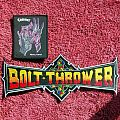 Coroner - Patch - ONLY FOR REVIEW!!! Coroner,Bolt Thrower patches