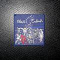 Black Sabbath - Live Evil patch