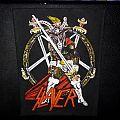 Slayer - Show no Mercy back patch