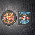 Slayer,Testament patches