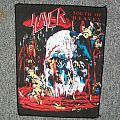 Slayer - South of Heaven backpatch