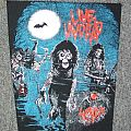 Slayer - Live Undead backpatch