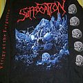 Suffocation - Effigy of the Forgotten LS TShirt or Longsleeve