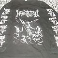 Incantation - Upon the Throne of Apocalipse LS TShirt or Longsleeve