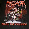 Massacra - Enjoy the Violence TShirt or Longsleeve