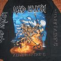 Iced Earth - Alive in Athens Tour LS TShirt or Longsleeve
