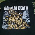 Napalm Death - Mass Appeal Madness LS '91 TShirt or Longsleeve