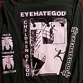 """Eyehategod """"Children Of God"""" Longsleeve"""