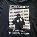 Nyogthaeblisz - TShirt or Longsleeve - Nyogthaeblisz operation shirt