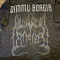 Dimmu Borgir - TShirt or Longsleeve - Dimmu Borgia double logo shirt