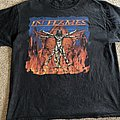 "In Flames ""Clayman"" shirt"