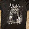 """Burzum - TShirt or Longsleeve - Burzum """"From The Depths Of Darkness"""" shirt"""