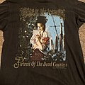 Cradle Of Filth - TShirt or Longsleeve - Cradle Of Filth Portrait shirt