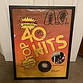 Anal Cunt - Other Collectable - Anal Cunt Top 40 Hits promo poster