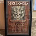 Neurosis / Bloodlet tour poster