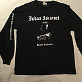 Judas Iscariot 'Heaven In Flames long sleeve shirt
