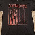 Cannibal Corpse - TShirt or Longsleeve - Cannibal Corpse Kill