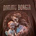 """Dimmu Borgir """"Total Death"""" shirt"""