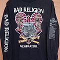 Bad Religion - TShirt or Longsleeve - Bad Religion - Generator
