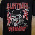 Slayer - Slaytanic Wehrmacht TShirt or Longsleeve