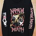 Napalm Death - TShirt or Longsleeve - Napalm Death - Ramshead