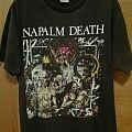 Napalm Death Utopia Banished TShirt or Longsleeve