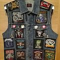 Thrash/Death Vest Battle Jacket