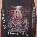 Immolation Here in After TShirt or Longsleeve