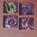 Sadus CDs Collection Tape / Vinyl / CD / Recording etc