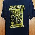 Krabathor - TShirt or Longsleeve - Krabathor - The Rise of Brutality