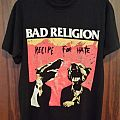 Bad Religion Recipe for hate