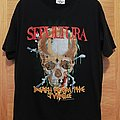 Sepultura - Death from the Jungle TShirt or Longsleeve