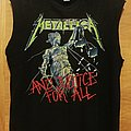Metallica - And Justice for All TShirt or Longsleeve