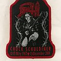 Death - Patch - Death - Tribute to Chuck Schuldiner