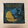 Iron Maiden - Patch - Iron Maiden - Fear of the Dark