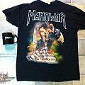 TShirt or Longsleeve - Manowar T-shirt (+ mug)