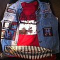 Battle Jacket - Garment ready for festival