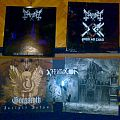 Other Collectable - Black Metal vinyls