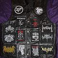 Satanic Warmaster - Battle Jacket - Leather Vest
