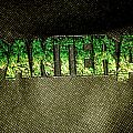 Pantera - Green Logo Patch