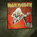 Iron Maiden - Eddie Guitar Patch