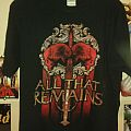 All That Remains - Red Skulls Shirt