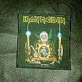 Iron Maiden - The Clairvoyant Patch